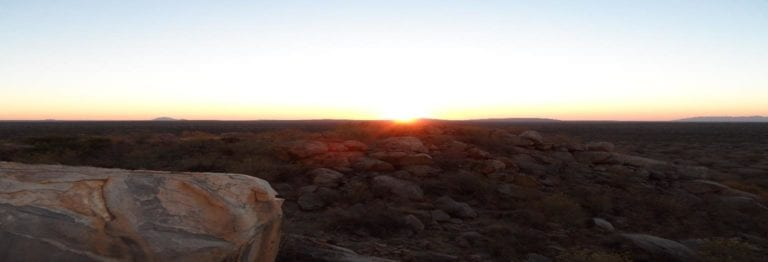 Namibia View